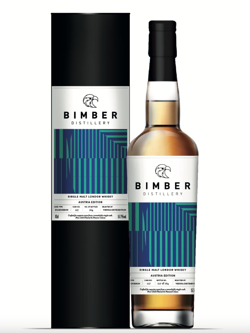 Bimber whisky Austrian Edition